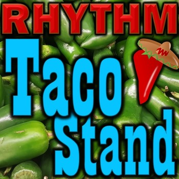 Rhythm Taco Stand w/sounds- Note & Rest Value -Elementary