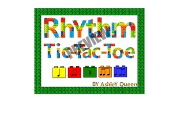 Rhythm Tic-Tac-Toe 12
