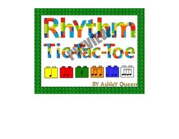 Rhythm Tic-Tac-Toe 13