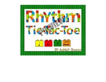 Rhythm Tic-Tac-Toe 3