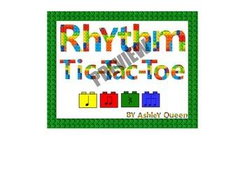 Rhythm Tic-Tac-Toe 4
