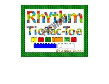 Rhythm Tic-Tac-Toe 8