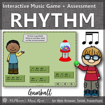 Rhythm Time with Tiri-Ti Interactive Music Game + Assessme