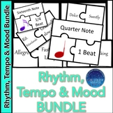 Rhythm and Tempo-Mood Puzzle BUNDLE