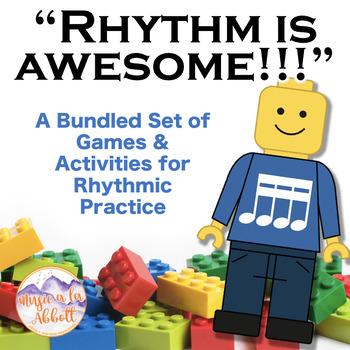 Rhythm is AWESOME {A Bundled set for tika-tika/tiri-tiri/t