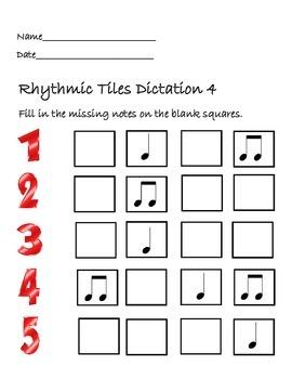 Rhythmic Tiles 4