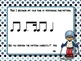 Rhythmic Winter Games for the Music Room: tim-ka