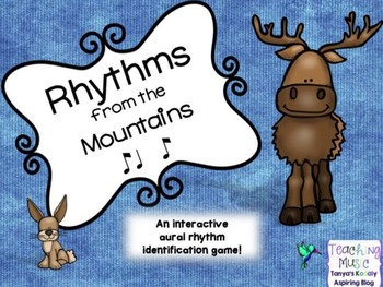 Rhythms From the Mountains Syn-co-pa/Ti-Ta-Ti/Eighth-Quart