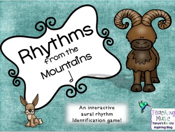 Rhythms From the Mountains Half Note Edition