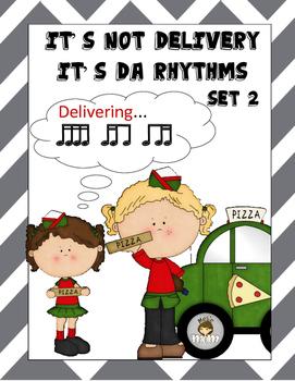Rhythms: It's Not Delivery, It's DaRhythms Set 2
