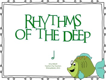 Rhythms of the Deep: Half-Note