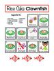 Rice Cake Clownfish Recipe