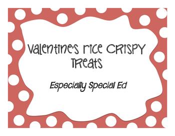 Rice Crispy Treat Differentiated Recipes