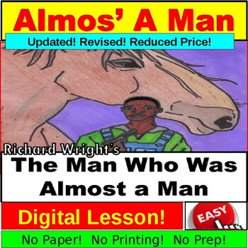 """Richard Wright's """"The Man Who was Almost a Man"""" : Common C"""