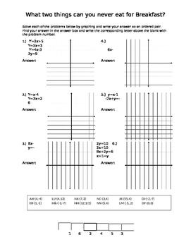 Riddle Worksheet