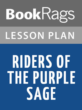 Riders of the Purple Sage Lesson Plans