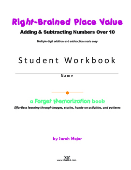Right-Brained Place Value Student Workbook