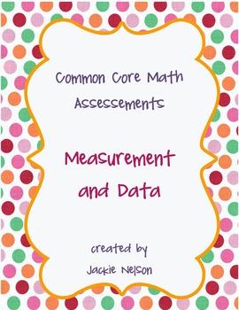 Rigorous Common Core Math Assessments: Measurement and Dat