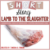 "Rigorous Short Story Lesson Plan ""Lamb to the Slaughter"" b"