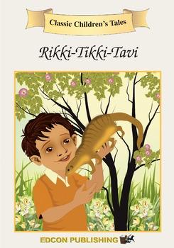 Rikki Tikki Tavi - Listening Audio Book MP3