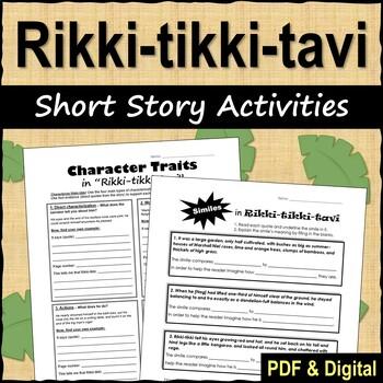Rikki-tikki-tavi Activites