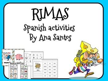 Rimas- Spanish activities