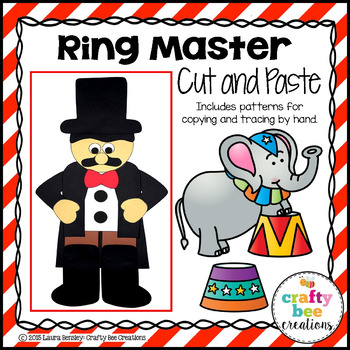 Ring Master Cut and Paste