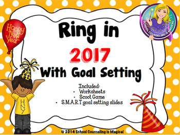 Ring in 2017 With Goal Setting (recently updated to includ