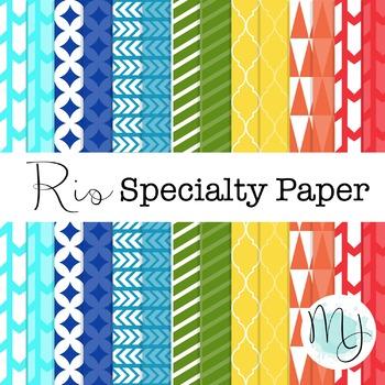 Rio Specialty Paper Set