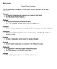 Rip Van Winkle by Washington Irving Questions, Vocab, Work