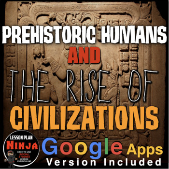 Rise of Civilizations Powerpoint with Video Links and Pres