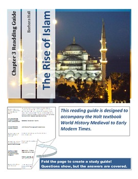 Rise of Islam Reading and Study Guide