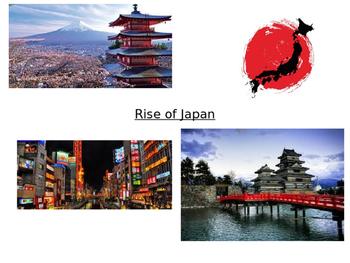 Rise of Japan (samurai, Fujiwara Family, bushido)