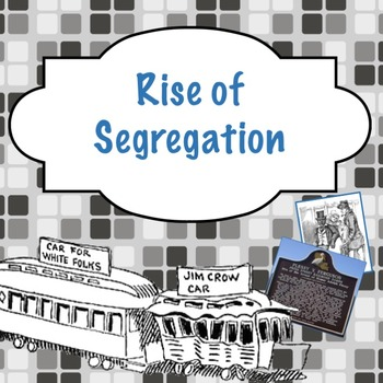 Rise of Segregation PowerPoint
