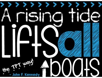 Rising Tide Quote