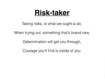Risk-taker Song