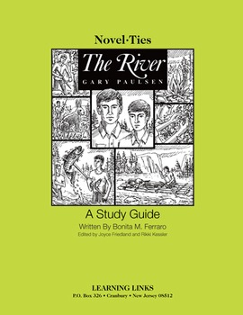 River - Novel-Ties Study Guide