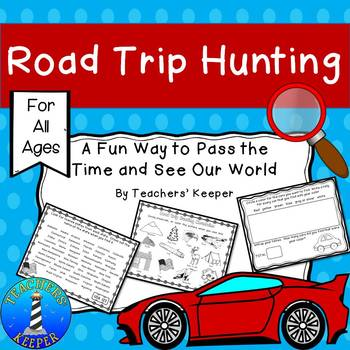 Road Trip Hunting Games on the Go