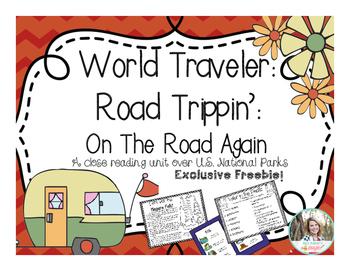 Road Trippin Exclusive Freebie!