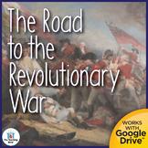 Road to Revolutionary War Interactive Notebook