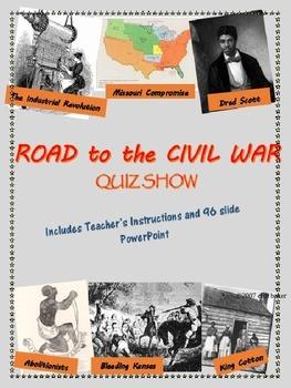 Road to the Civil War Quiz Show