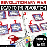 Revolutionary War - Events Leading to the War - Interactiv
