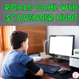 Roald Dahl Web Scavenger Hunt