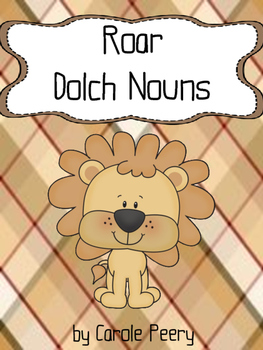 ROAR Dolch Nouns Games