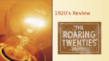 Roaring 20's Review