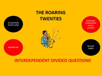 Roaring Twenties: Interdependent Divided Questions