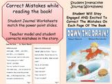 Robert Munsch Down the Drain! Book Editing Board Student I