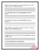 Robert Munsch THE PAPER BAG PRINCESS - Comprehension & Tex