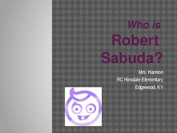 Robert Sabuda Pop Up Book Artist Study PowerPoint Power Point