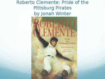 Roberto Clemente: Pride of the Pittsburg Pirates Vocabular